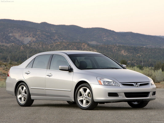 2003-2007 Honda Accord Factory Service / Repair / Workshop Manual